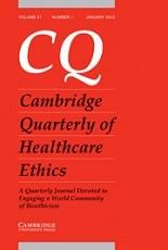 Cambridge Quarterly of Healthcare Ethics
