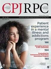 Canadian Pharmacists Journal