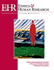 Ethics and Human Research