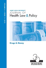 Journal of Health Law & Policy