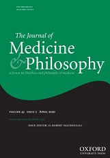 The Journal of Medicine and Philosophy