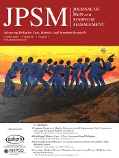 Journal of Paint and Sympton Management
